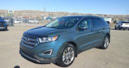 2016 Ford Edge Titanium  – Leather Seats –  Bluetooth