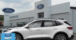 2021 Ford Escape Titanium Hybrid AWD  – Sunroof